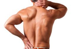 sintomo del dolore al coccige della prostata